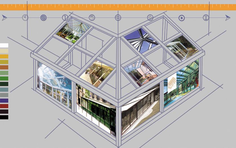 aluminium veranda fabricant installateur de v randa en aluminium v randa technal. Black Bedroom Furniture Sets. Home Design Ideas